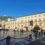 ПГСС Пазарджик Испания Гранада площад