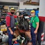 ПГСС Пазарджик Испания техник на селскостопанска техника 7