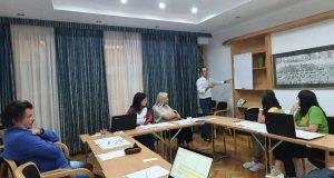 """Read more about the article Обучителен курс """"Внедряване на творчество и мислене в образователния процес"""" по проект  2020-1-BG01-KA101-078263 """" По пътя към успеха"""""""